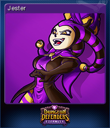 Dungeon Defenders Eternity Card 5