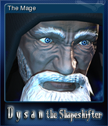 Dysan the Shapeshifter Card 1