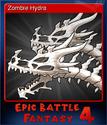 Epic Battle Fantasy 4 Card 13