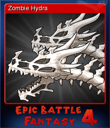 Epic Battle Fantasy 4 Card 13