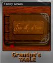 Grandpa's Table Foil 09