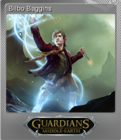 Guardians of Middle-earth Foil 1