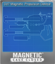 Magnetic Cage Closed Foil 1