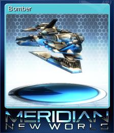 Meridian New World Card 6