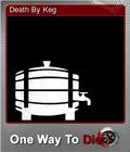 One Way To Die Steam Edition Foil 7