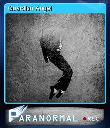 Paranormal Card 5