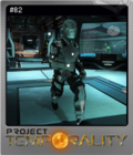 Project Temporality Foil 5