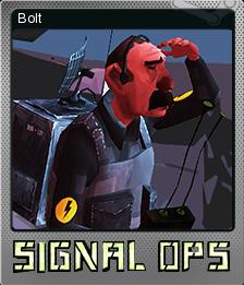 Signal Ops Foil 2