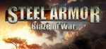 Steel Armor Blaze of War Logo