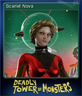 The Deadly Tower of Monsters Card 8