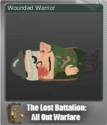 The Lost Battalion All Out Warfare Foil 3
