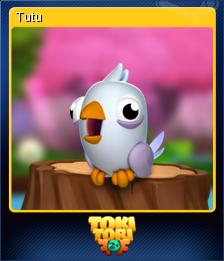 Toki Tori 2+ Card 5