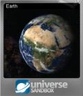 Universe Sandbox Foil 1