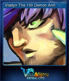 Valdis Story Abyssal City Card 4