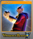 Villagers and Heroes Foil 07