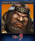 Way of the Samurai 3 Card 7