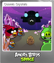 Angry Birds Space Foil 7