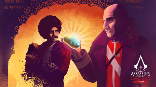 Assassin's Creed Chronicles India Artwork 2