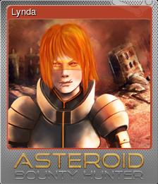 Asteroid Bounty Hunter Foil 6