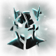 Batman Arkham Origins Blackgate Badge 5