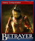 Betrayer Card 4