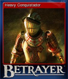 Betrayer Card 4