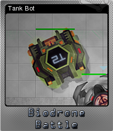 Biodrone Battle Foil 4