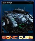 Bionic Dues Card 6