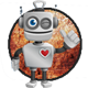 Cyborg Detonator Badge 1