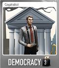 Democracy 3 Foil 1