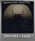 Depths of Fear Knossos Foil 8