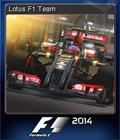 F1 2014 Card 04