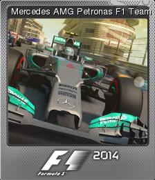 F1 2014 Foil 07