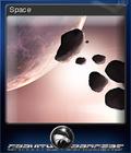 Gravity Badgers Card 1