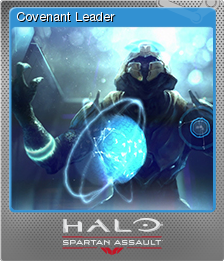 Halo Spartan Assault Foil 3