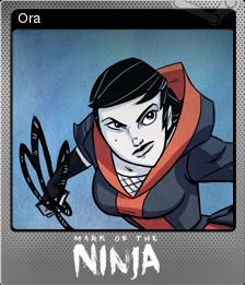 Mark of the Ninja Foil 8