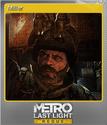 Metro Last Light Redux Foil 7