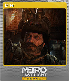 Metro Last Light Redux Foil 7