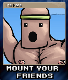 Mount Your Friends Card 04