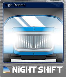 Night Shift Foil 3