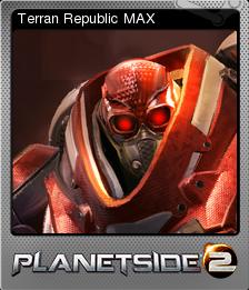 PlanetSide 2 Foil 4