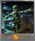 Project Temporality Foil 6