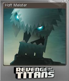 Revenge of the Titans Foil 5