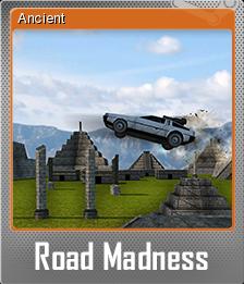 Road Madness Foil 4