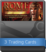 Rome Total War Booster Pack