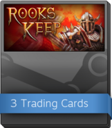 Rooks Keep Booster Pack