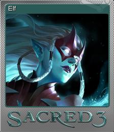 Sacred 3 Foil 03