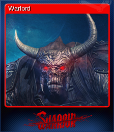 Shadow Warrior Card 6