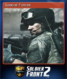 Soldier Front 2 Card 5