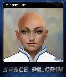 Space Pilgrim Episode II Epsilon Indi Card 1